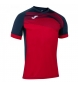 Camiseta Supernova marino, rojo