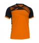 Compar Joma  T-shirt Supernova II noir, orange