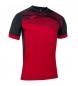 Camiseta Supernova II rojo, negro