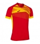 Compar Joma  Supernova II T-shirt red, yellow