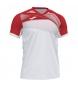 Camiseta Supernova II rojo, blanco