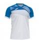 Camiseta Supernova II azul, blanco