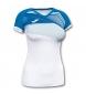 Camiseta Supernova II blanco, azul