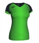 Compar Joma  Supernova T-shirt black, green