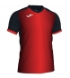 Comprar Joma  SUPERNOVA T-SHIRT BLACK-RED S/S