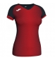 Compar Joma  Supernova T-shirt black, red