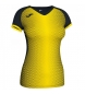 Comprar Joma  Supernova T-shirt black, yellow
