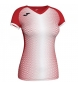 Compar Joma  Supernova T-shirt red, white