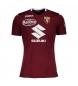 Camiseta Supporter Torino con Logo burdeos