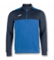 Compar Joma  SWEATSHIRT 1/2 ZIPPER WINNER ROYAL-NAVY