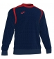 Compar Joma  Sweatshirt Navy Champion V, rouge