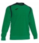 Compar Joma  Sweat-shirt Champion V vert, noir
