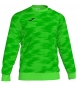 Sudadera Combi Grafity verde
