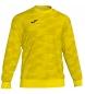 Compar Joma  Sweatshirt Combi Grafity jaune