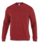 SWEATSHIRT SANTORINI RED