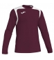 Compar Joma  Champion V burgundy t-shirt, white