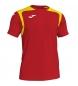 Comprar Joma  Camiseta Champion V rojo, amarillo