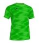 Compar Joma  Combi Grafity fluorine green t-shirt