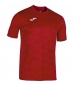 Compar Joma  Combi Grafity t-shirt red