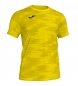 Compar Joma  Combi Grafity yellow t-shirt