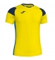 Camiseta Crew III amarillo, marino