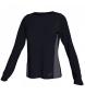 Camiseta manga larga Electra negro
