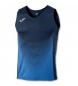 Compar Joma  ELITE VI T-SHIRT MARINO-ROYAL S / M