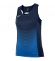 Compar Joma  T-SHIRT ELITE VI T-SHIRT MARINO-ROYAL STRIPE