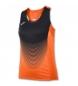 Camiseta Elite VI naranja, negro