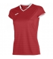 Compar Joma  T-SHIRT GALAXY RED S/S WOMAN