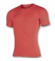 CAMISETA RACE CORAL FLUOR REFLECT. M/C