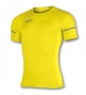 CAMISETA RACE AMARILLO REFLECT. M/C