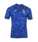 Camiseta Ucrania Camuflaje azul