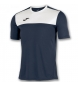 Compar Joma  T-SHIRT WINNER NAVY-WHITE S / S