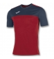 Compar Joma  T-SHIRT WINNER RED-NAVY S/S
