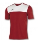 Compar Joma  T-SHIRT WINNER RED-WHITE S / S