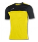 Compar Joma  T-SHIRT WINNER YELLOW-BLACK S / S