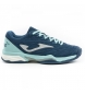 Zapatillas de tenis Ace Pro Lady azul -Clay-