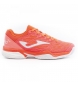 Zapatillas de tenis Ace Pro Lady coral -Clay-