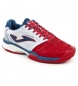 Comprar Joma  Zapatillas tenis All Court T.PRO Roland 806 rojo, blanco