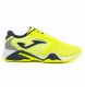 Zapatillas de tenis T.pro roland 911 fluor,marino all court
