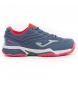 Zapatillas de tenis T.set lady 921 azul all court