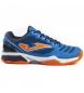Zapatillas Tenis / Padel Set azul -Clay-