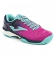 Zapatillas de tenis T.SLAM LADY 810 FUCSIA CLAY