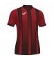 Comprar Joma  Camiseta Tiger II rojo, negro