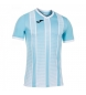 Comprar Joma  Tiger II shirt light blue, white