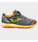 Zapatillas trail TK.Olimpo 812 GRIS