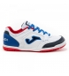 Zapatillas Top Flex JR 2032 blanco, azul