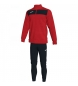 Compar Joma  Academy II red tracksuit