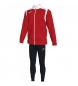 Compar Joma  Champion V Tracksuit red, white
